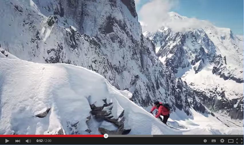 Vídeos de motivación 1: Summits of my life (Trailer)