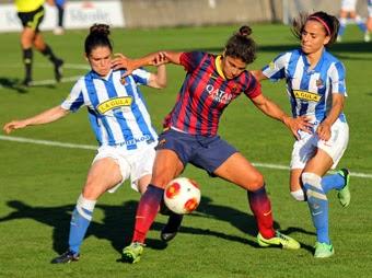 ¡El fútbol femenino sigue creciendo!