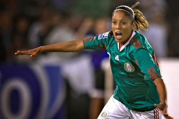 El fútbol femenino en America Latina
