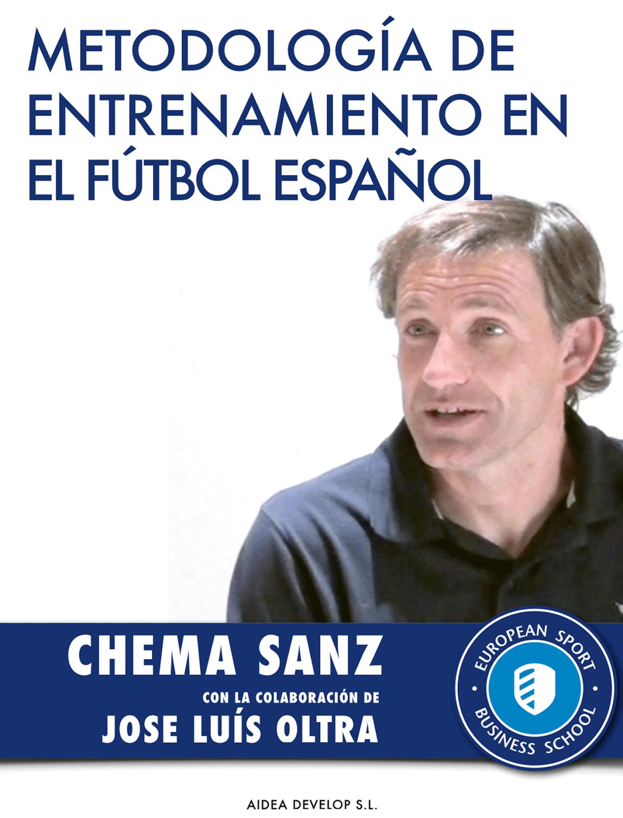 Metodología de entrenamiento en el fútbol español