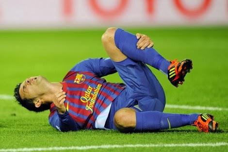 Génesis de las lesiones del futbolista por estrés