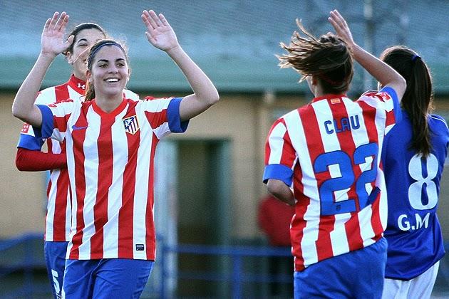 Situación del fútbol femenino en España