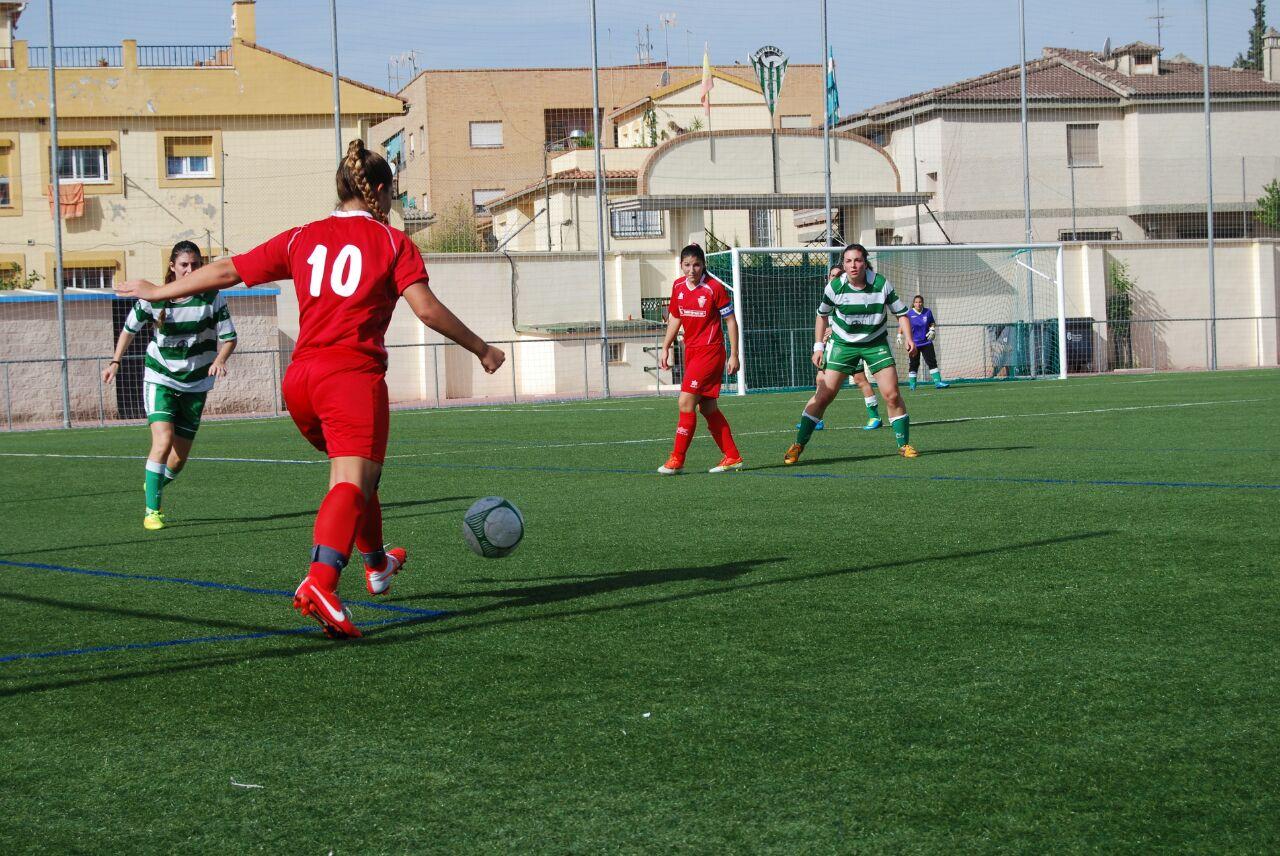 La experiencia de entrenar un equipo de fútbol femenino
