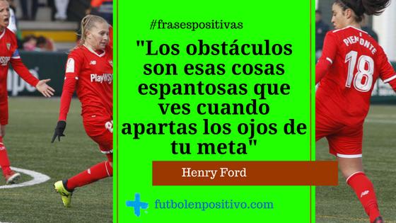Frase positiva 3: Henry ford