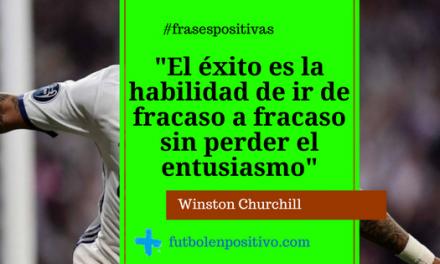 Frase positiva 4: Winston Churchill