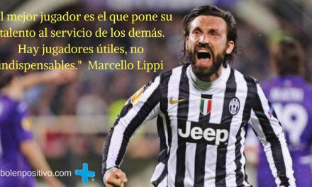 Frase futbolera 2 de Marcello Lippi