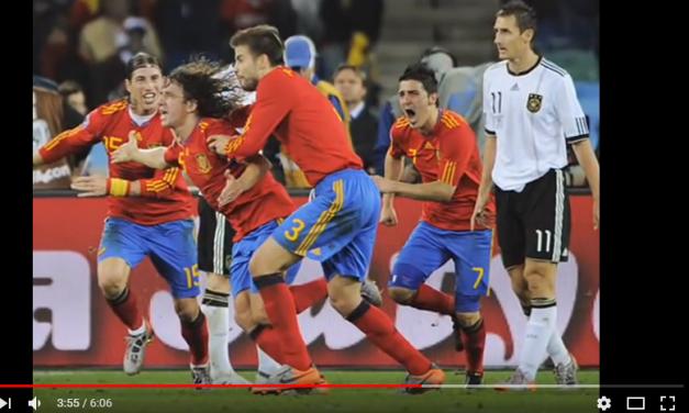 Los valores del deporte: Humildad en el fútbol