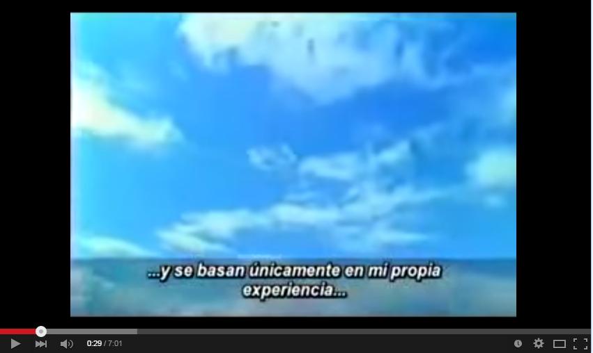 """Vídeo de motivación 6: """"Usa protector solar"""""""