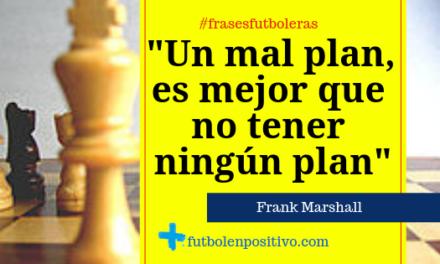 Frase futbolera 8: Frank Marshall