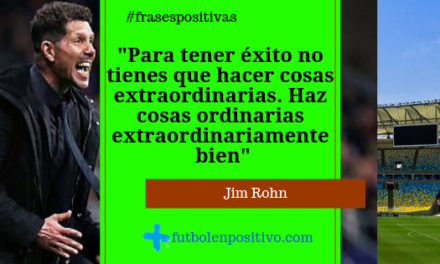 Frase positiva 10: Jim Rohn