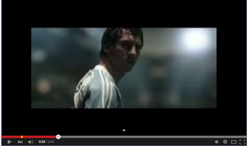 """Vídeo de motivación 10: """"¿Cuanto deseas ser futbolista?"""""""