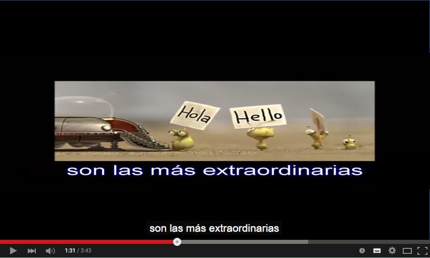 """Vídeo de Motivación 11: """"Marcianitos"""""""