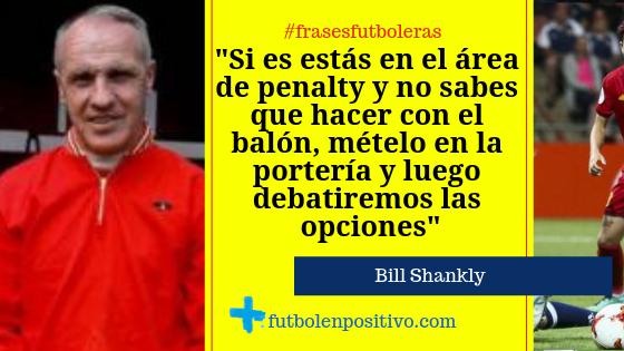 Frase futbolera 13: Bill Shankly