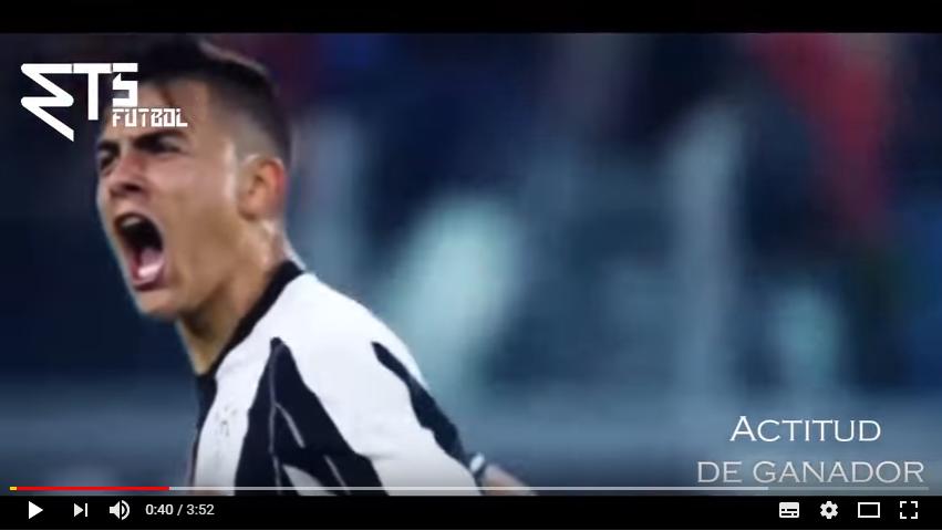 """Vídeo de Motivación 16: """"Para todos aquellos que le gusta el fútbol"""""""