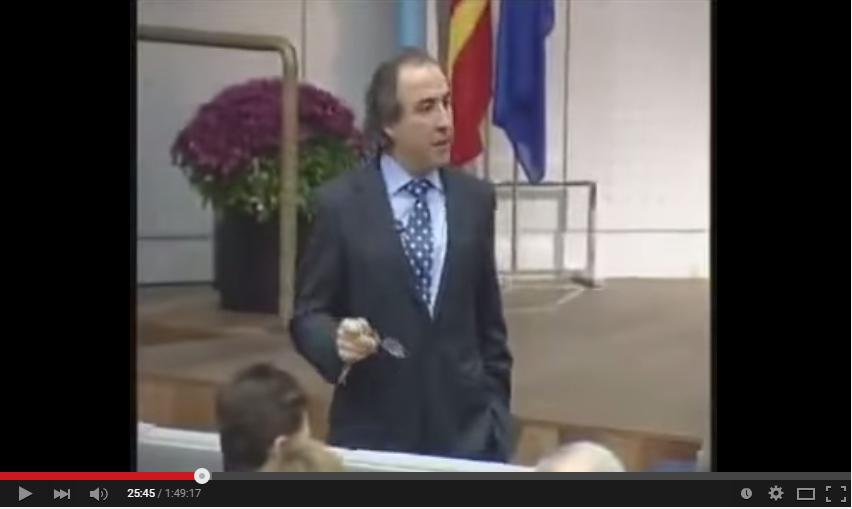 "Vídeo de Motivación 18: ""Emilio Duró. Optimismo e ilusión"""