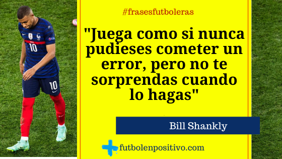 Frase futbolera 23: Bill Shankly