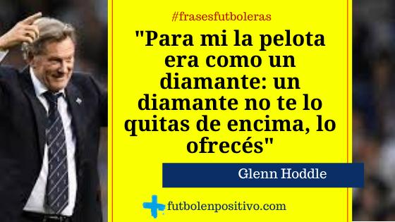 Frase futbolera 24: Glenn Hoddle