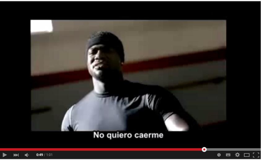 """Vídeo de motivación 40: """"Excusas"""""""