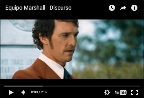 Equipo Marshall, ¿Cómo reconstruir un equipo?