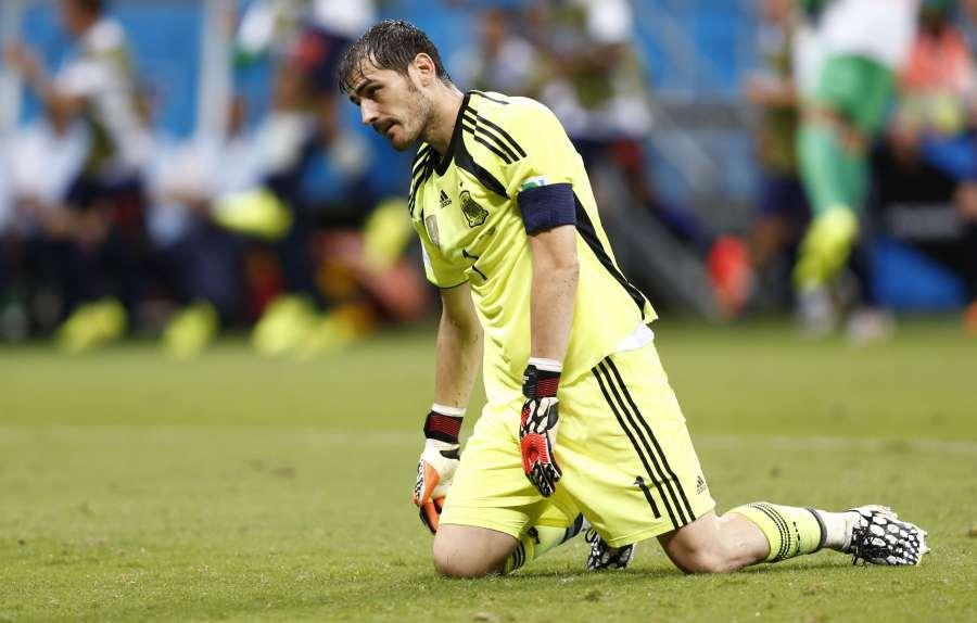 ¿Que le sucedió a la Selección Española en el Mundial de Brasil?