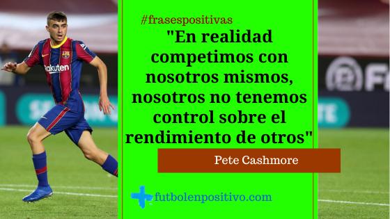 Frase positiva 60: Pete Cashmore