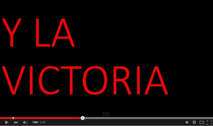 """Vídeo motivación 60: """"Vídeo motivacional según la situación del equipo"""""""