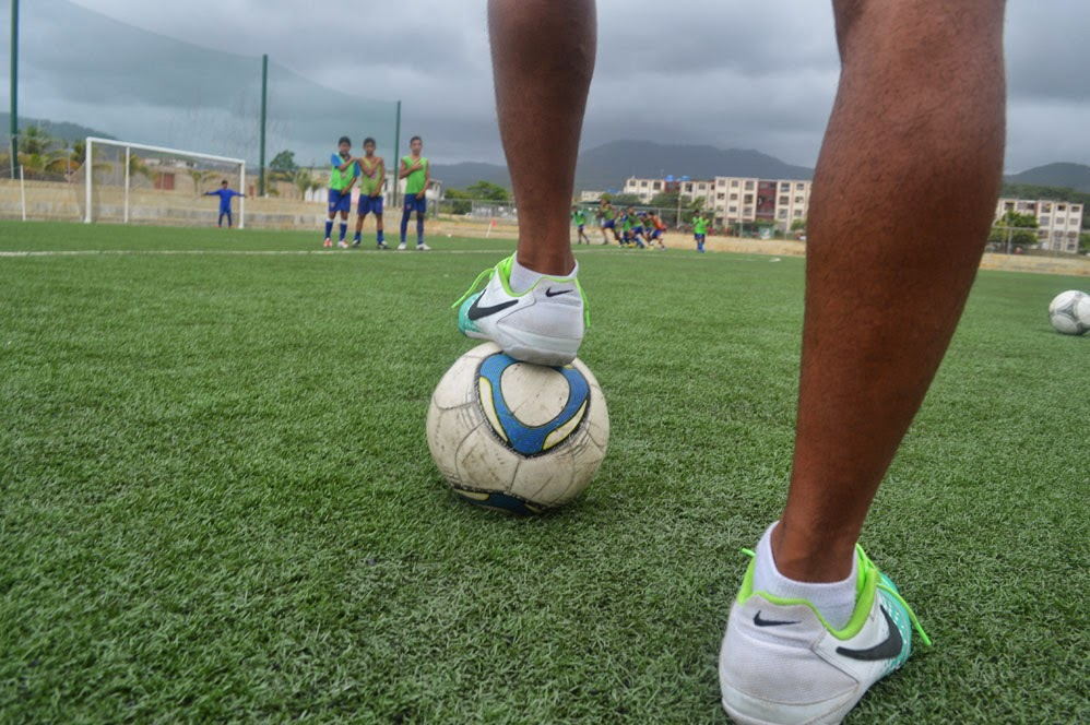 ¿Preparación física en Fútbol Base?