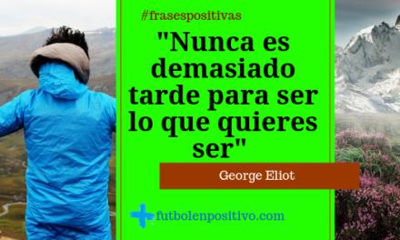 Frase positiva 66: George Eliot