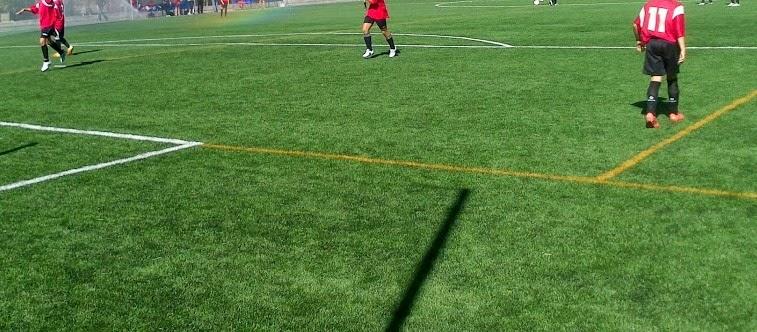 La posición del jugador en el fútbol base
