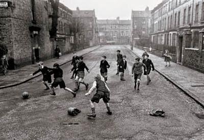 El fútbol en la calle y la pérdida de sus beneficios