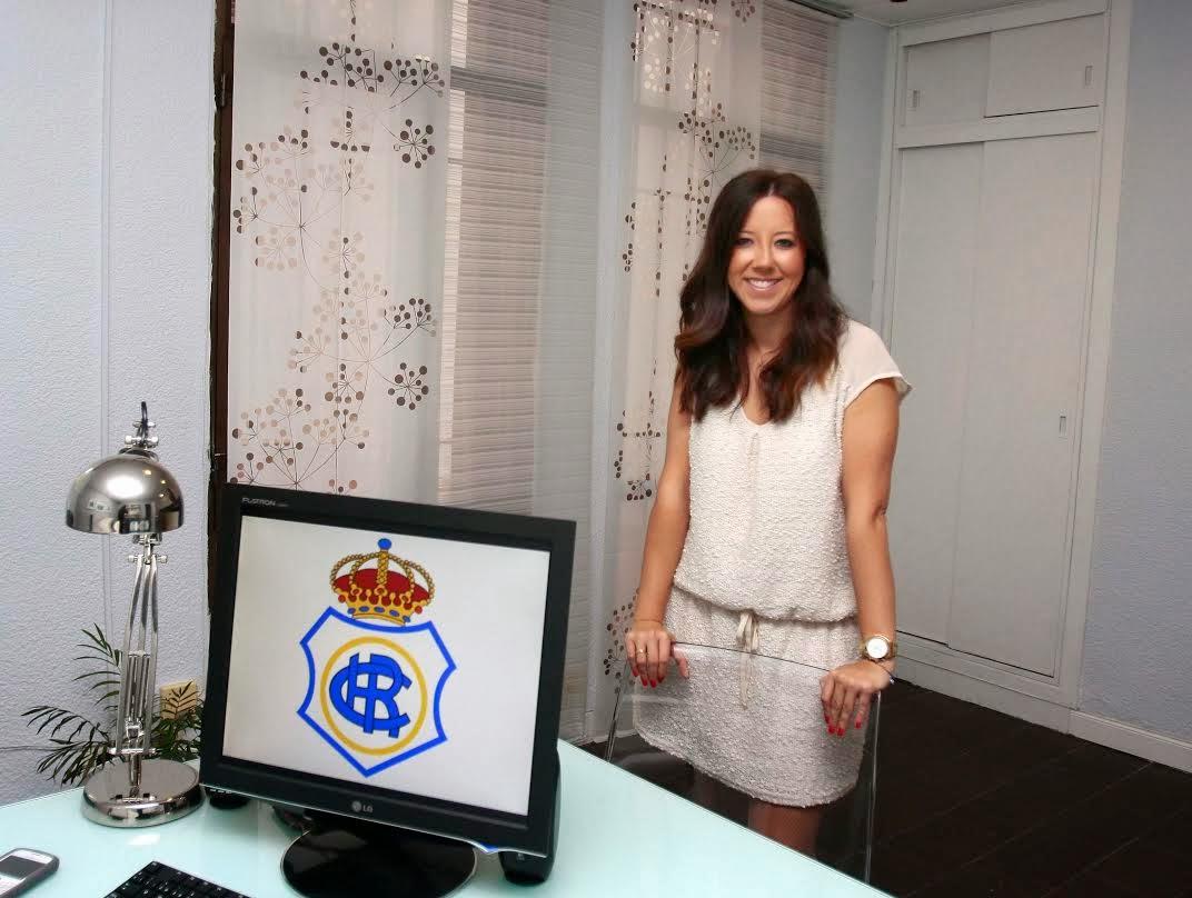 Entrevista a Zoraida Rodríguez Vilchez, Psicóloga del R.C Recreativo de Huelva