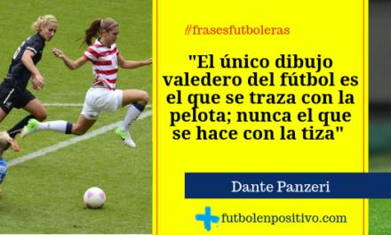 Frase futbolera 38: Dante Panzeri