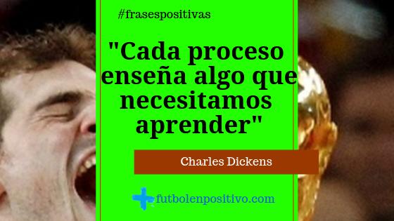 Frase positiva 70: Charles Dickens