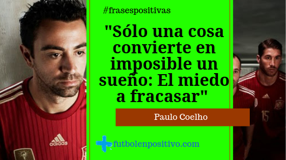 Frase positiva 69: Paulo Coelho