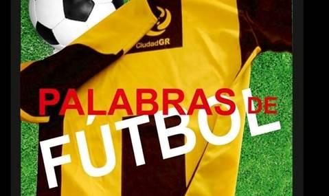 """LIBRO RECOMENDADO: """"Palabras de Fútbol: Un instrumento llamado fútbol"""""""