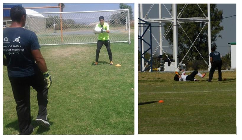 La comunicación e interrelación del entrenador de porteros con el cuerpo técnico potencializa el desarrollo técnico-táctico del portero