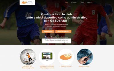 Gesdep.net: La solución para todos los departamentos del club