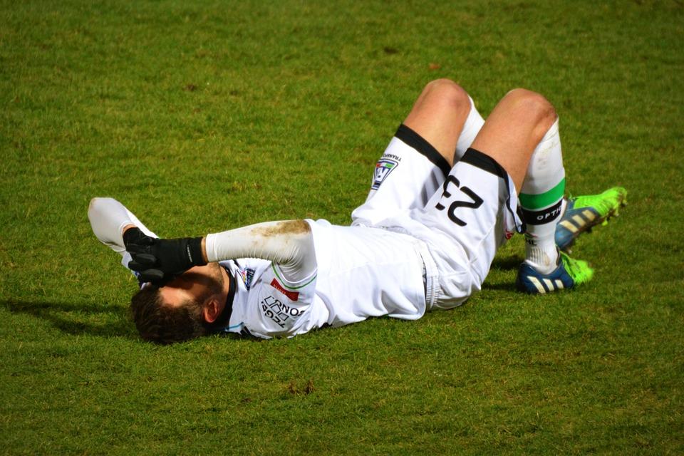 presión psicológica durante un partido de fútbol