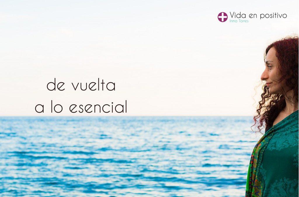 """SEMINARIO """"DE VUELTA A LO ESENCIAL"""""""