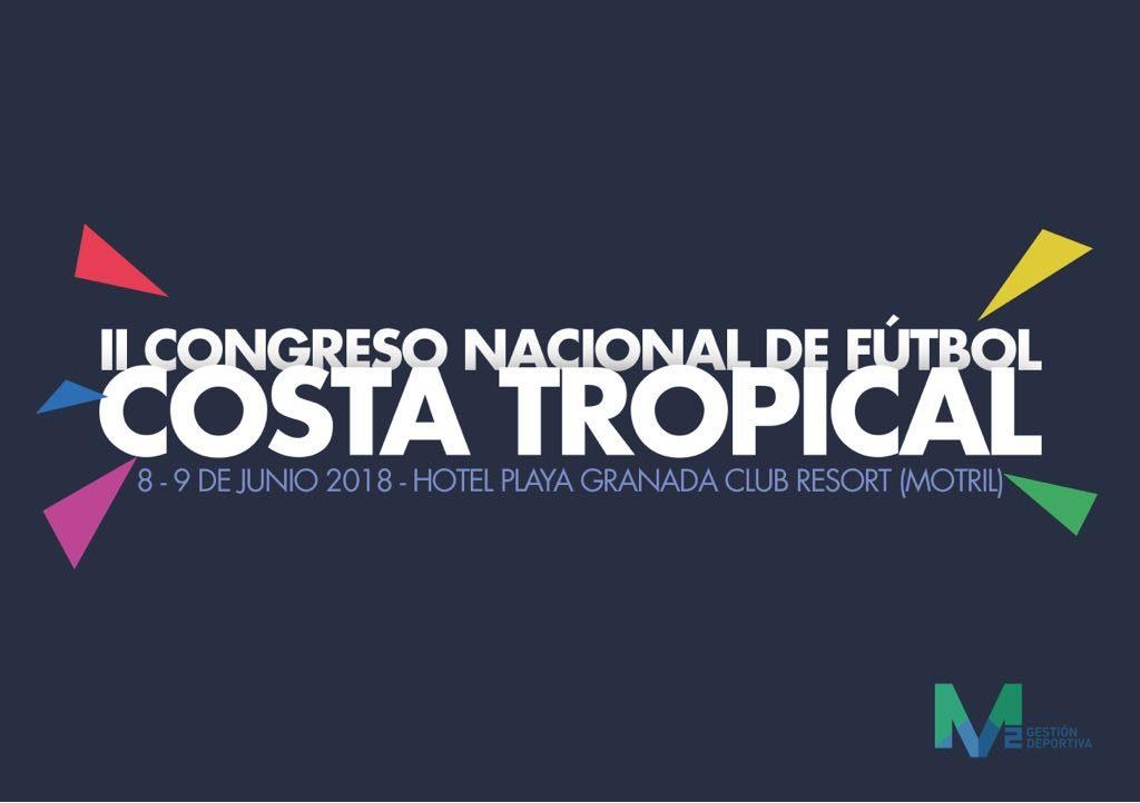 II Congreso Nacional de Fútbol Costa Tropical