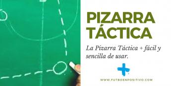 Pizarra táctica Fútbol en Positivo