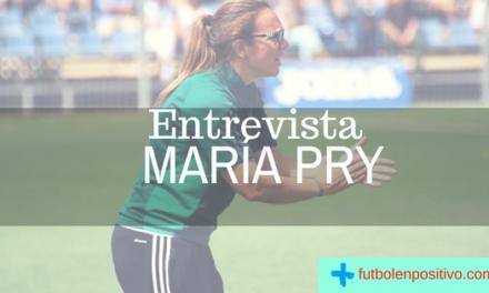 Entrevista María Pry