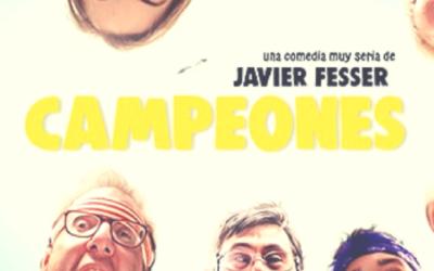Campeones, la película que devuelve los valores al deporte