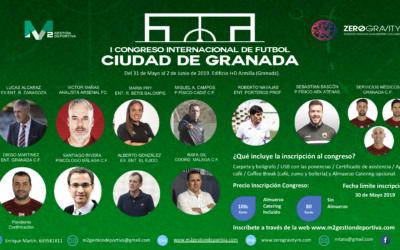 I Congreso Internacional de Fútbol Ciudad de Granada
