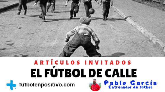 El fútbol de calle